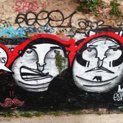 Graffiti montpellier